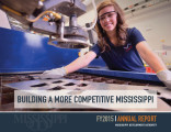 Mississippi Development Authority / 2015 Annual Report
